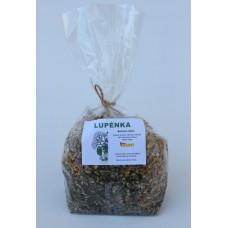 Lupénka - očista, bylinná směs vyrobená na zakázku - 100g