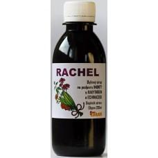 RACHEL bylinný sirup na podporu IMUNITY - 200 ml