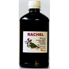 RACHEL bylinný sirup na podporu IMUNITY - 500 ml