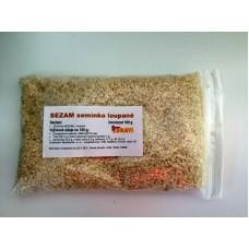 Semínka SEZAMU, loupaná, 100 g