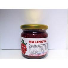 Malinová, džem bez cukru 200 g