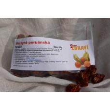 Mochyně peruánská - plod sušený, 50g